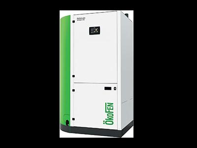 Chaudière à pellets Okofen Smart XS Energreen