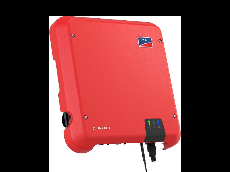 Onduleur photovoltaïque monophasé SMA Sunny Boy 3.0-3.6-4.0-5.0 Energreen