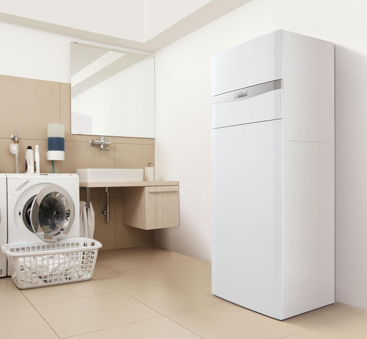 Energreen installe votre chaudière au gaz à condensation Vaillant