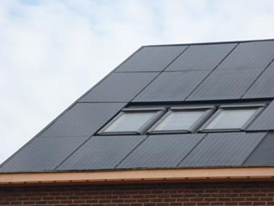 Installation panneaux photovoltaïques Luxor Ecoline Energreen