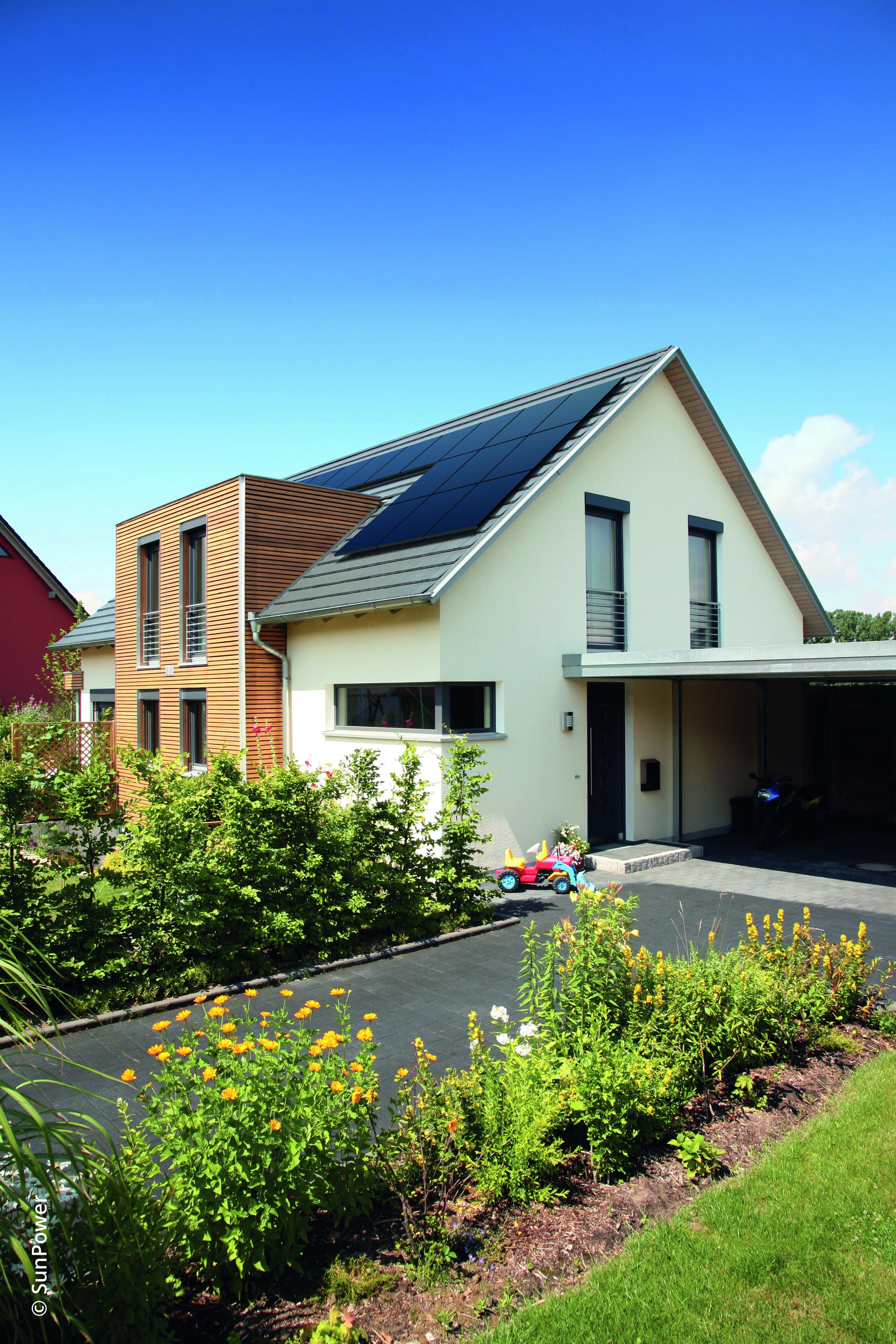Energreen installateur photovoltaïque est Elite Partner Sunpower