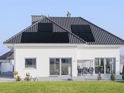 Installation solaire photovoltaïque Sunpower Maxeon 3 375W Black   Energreen
