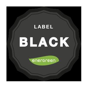 Panneaux photovoltaïques Label Black Energreen