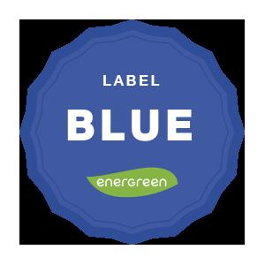Panneaux photovoltaïques Label Blue Energreen