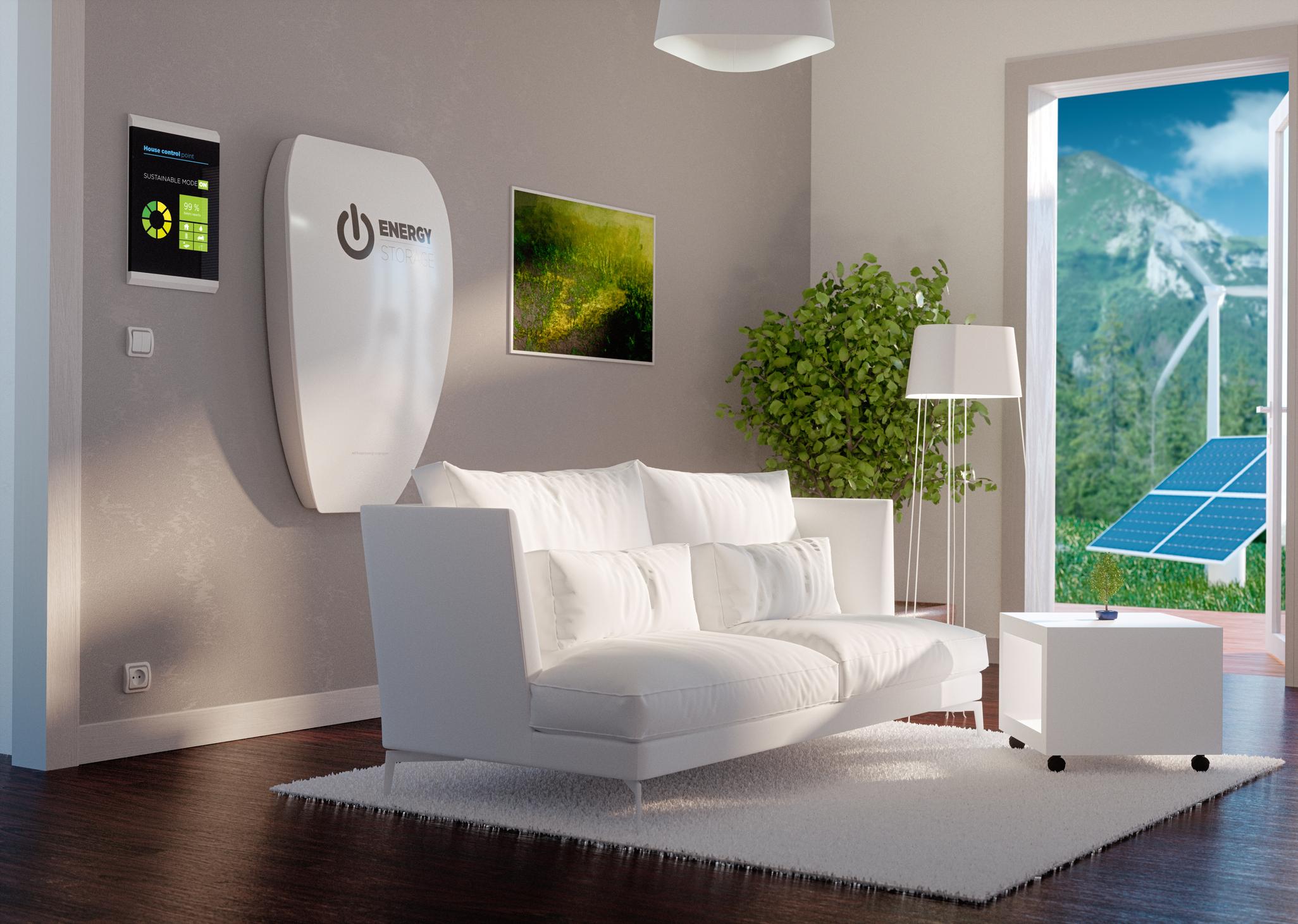 Batterie domestique stockage électricité Energreen
