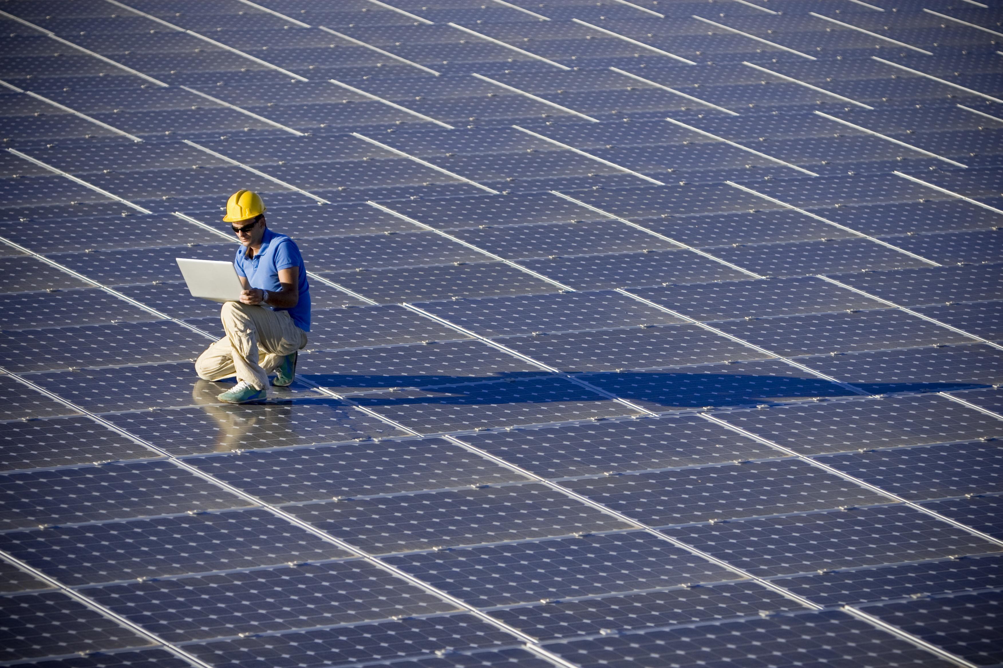 Energreen vous offre toute son expertise pour l'installation de vos panneaux photovoltaïques