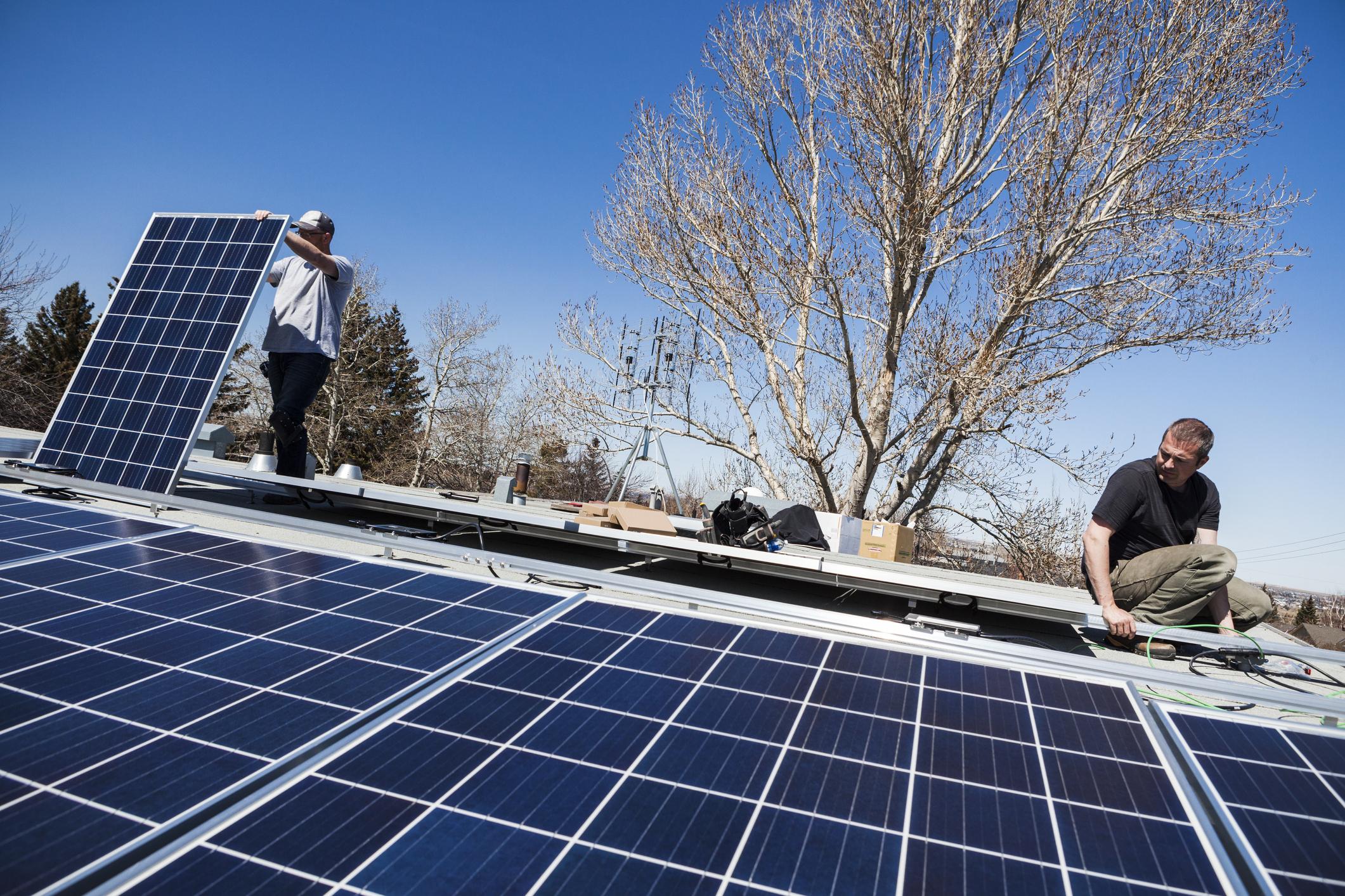 Garantie et expertise Energreen pour l'installation de vos panneaux photovoltaïques