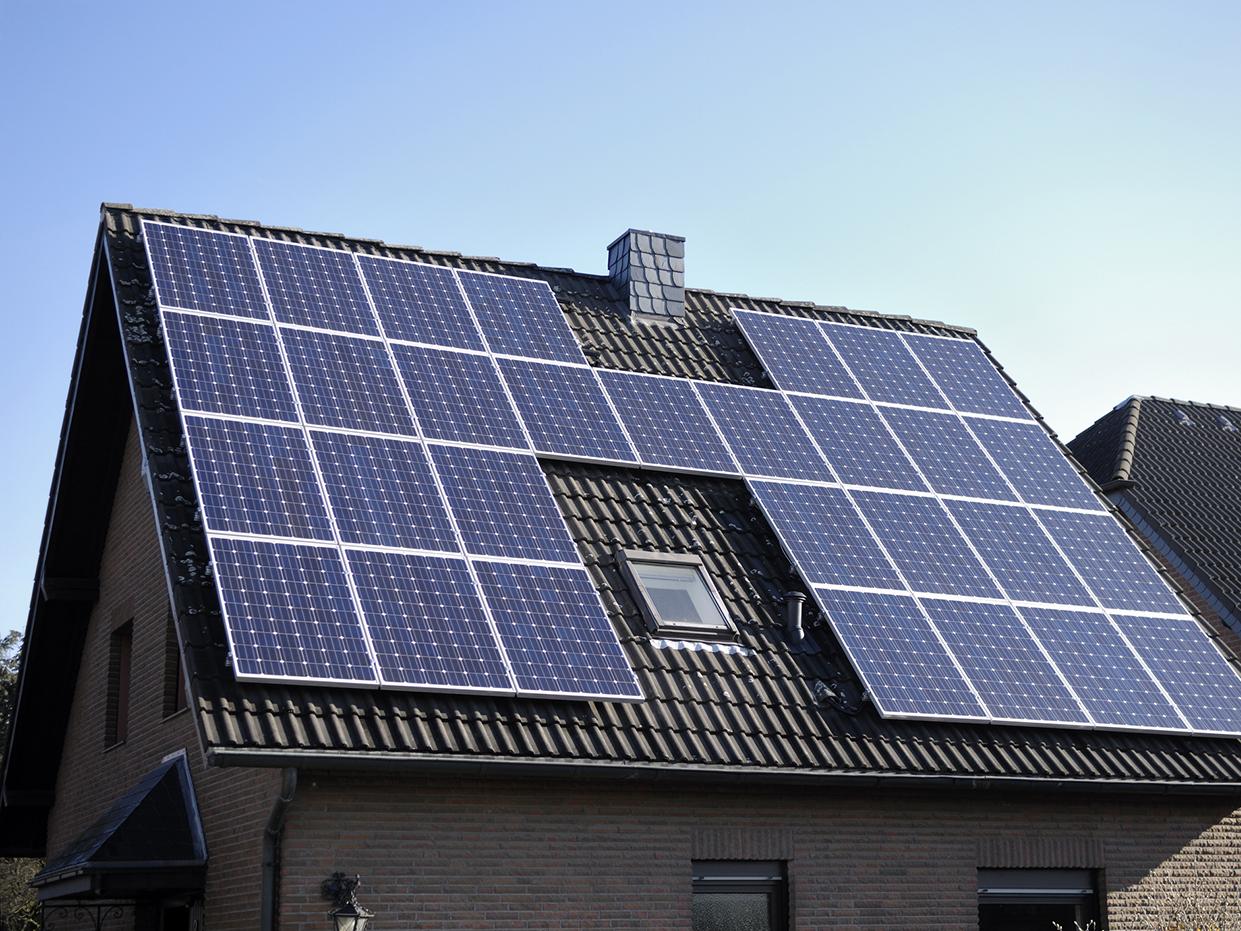Installation panneaux photovoltaïques Energreen avec onduleur Huawei