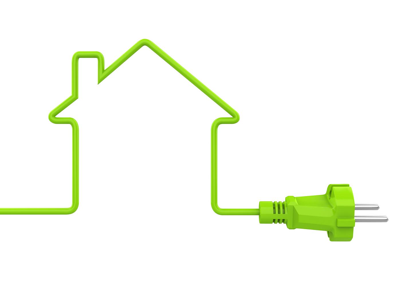 Maison électricité verte Energreen