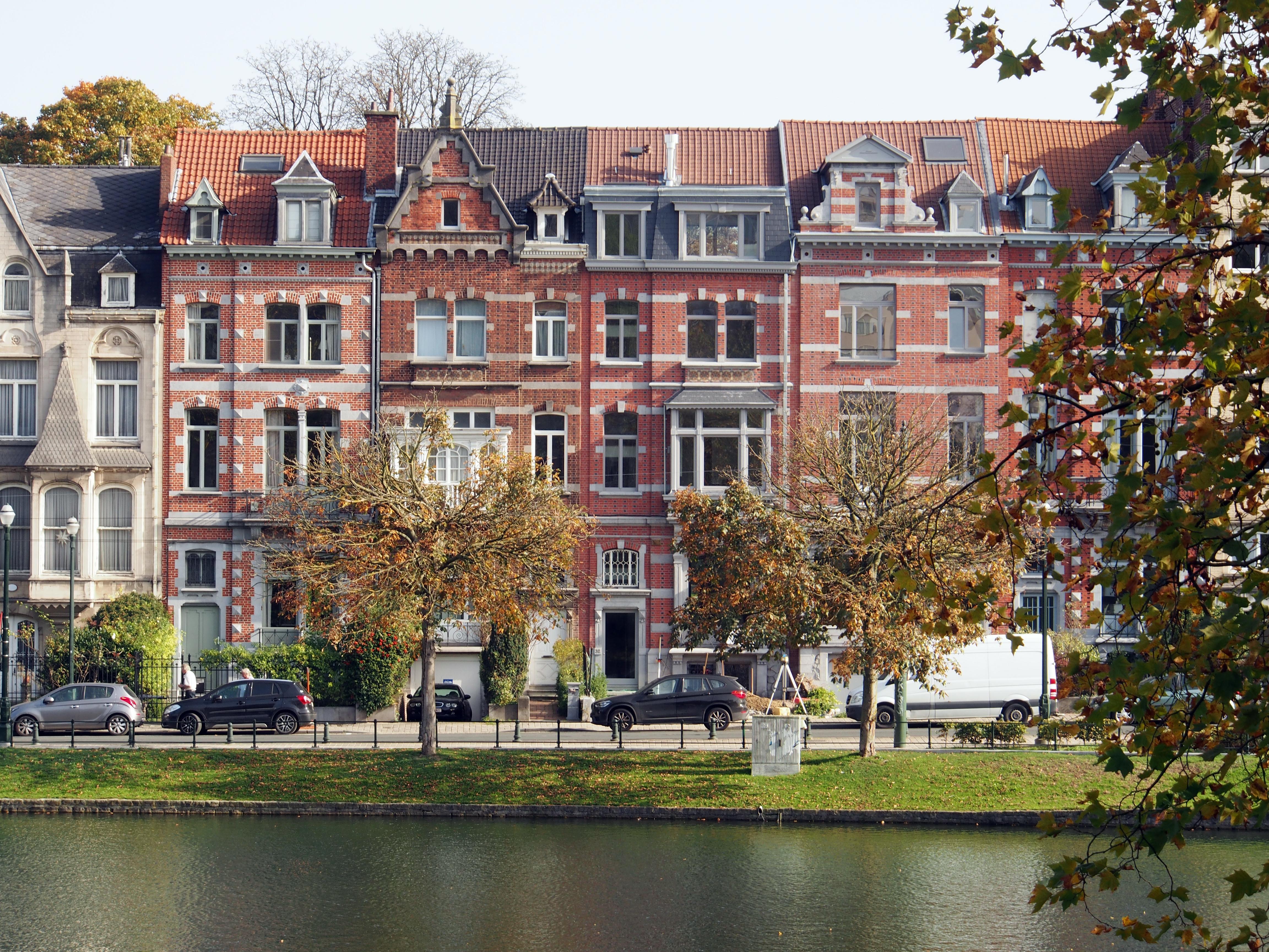 Winstgevendheid van fotovoltaïsche energie in Brussel