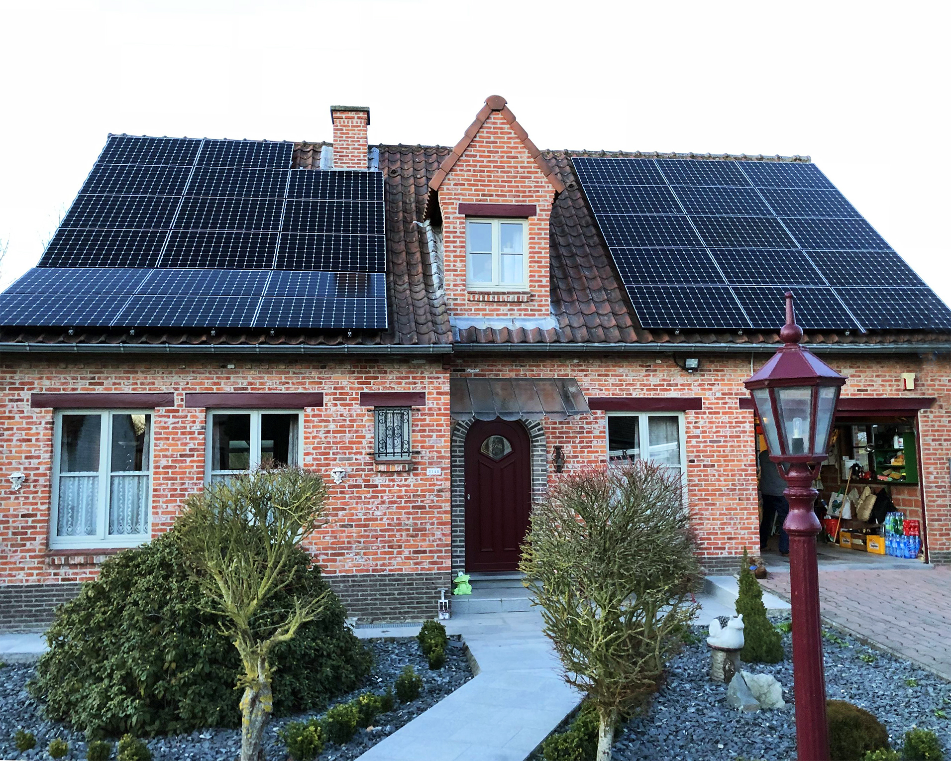 Installation panneaux photovoltaïques Sunpower X21 345 Energreen