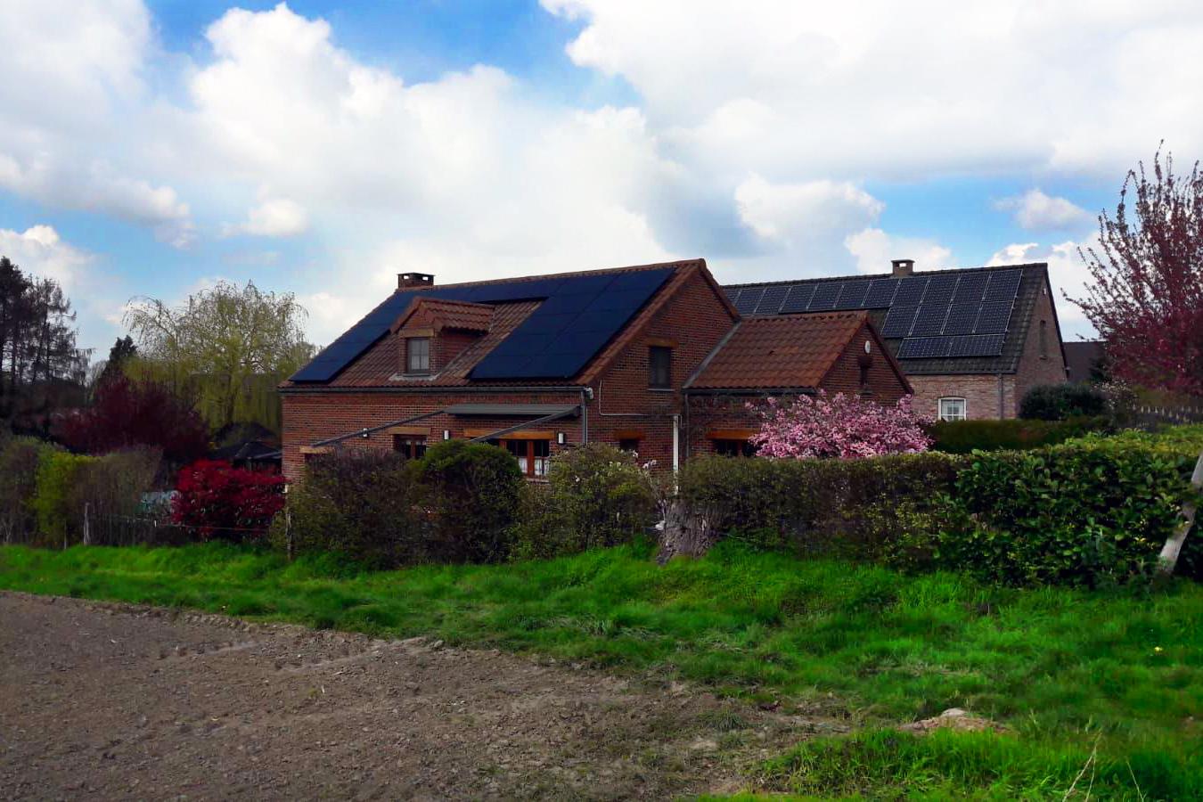 Installation panneaux photovoltaïques Sunpower Performance P19 315 Energreen