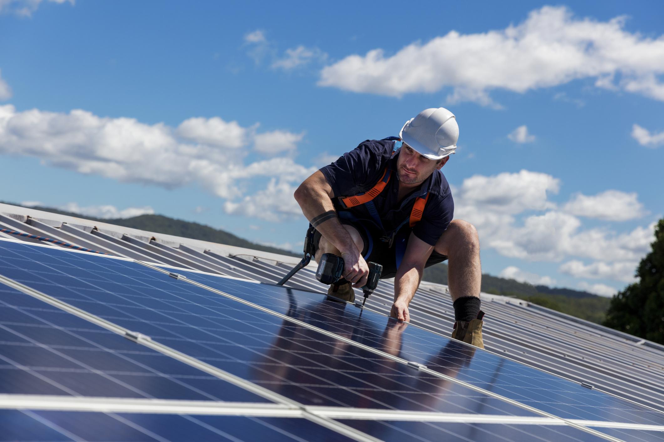 Energreen votre installateur de panneaux photovoltaïques pour particuliers et professionnels