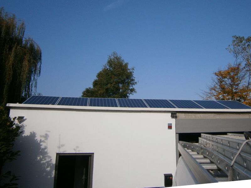 Installation panneaux photovoltaïques Energreen
