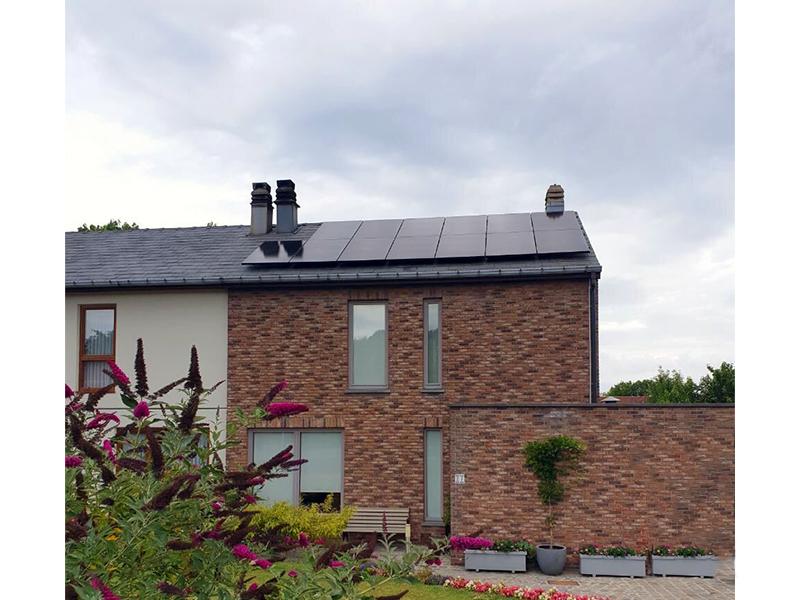 Installation panneaux photovoltaïques Sunpower Performance P19 320 Energreen