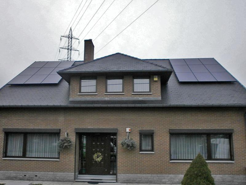 Installation panneaux photovoltaïques Sunpower Black Energreen