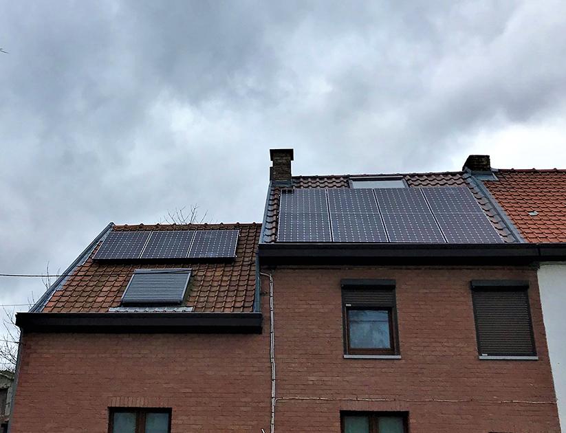 Installation panneaux photovoltaïques Sunpower E19 320 Energreen