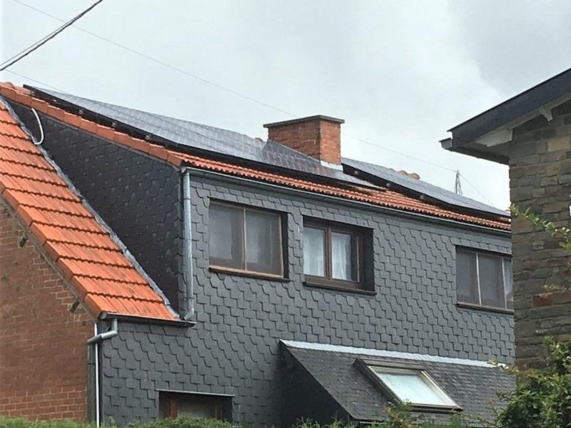 Installation panneaux photovoltaïques Sunpower E20 327 Energreen