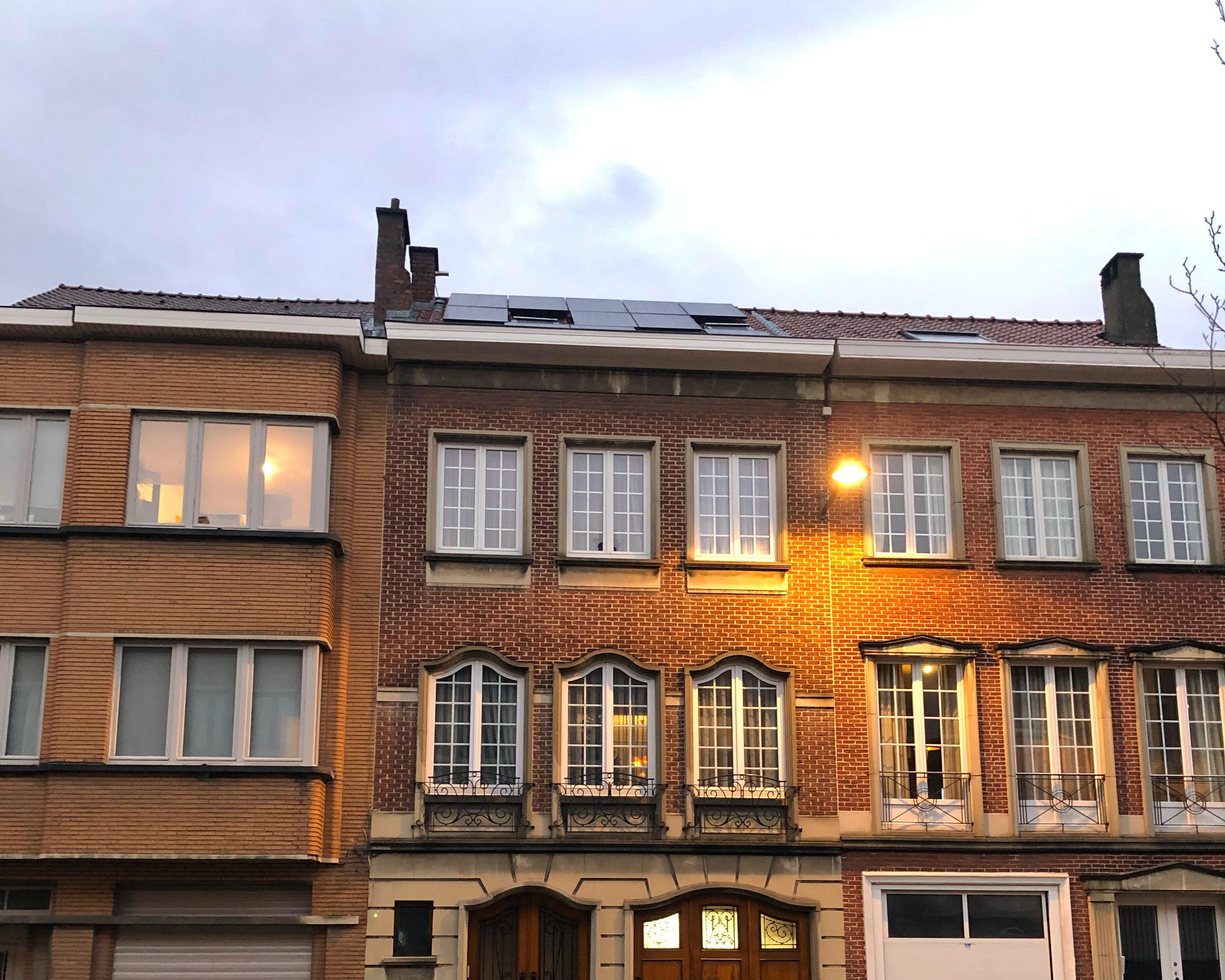 Installation panneaux photovoltaïques Sunpower Performance P19 320 Black Energreen