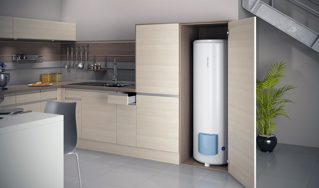 Boiler thermodynamique production stockage eau chaude Energreen