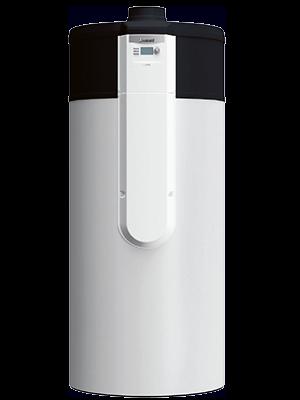 Boiler thermodynamique Vaillant 300 litres production stockage eau chaude Energreen