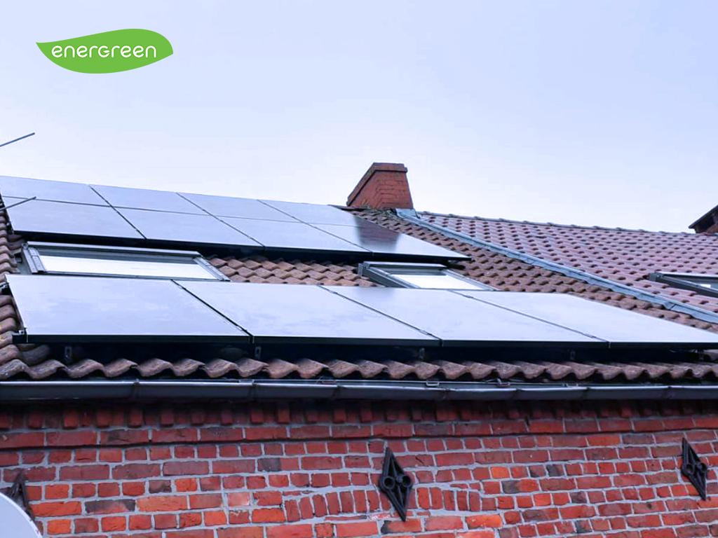 Installation panneaux photovoltaïques Sunpower Performance 3 320w Black | Energreen