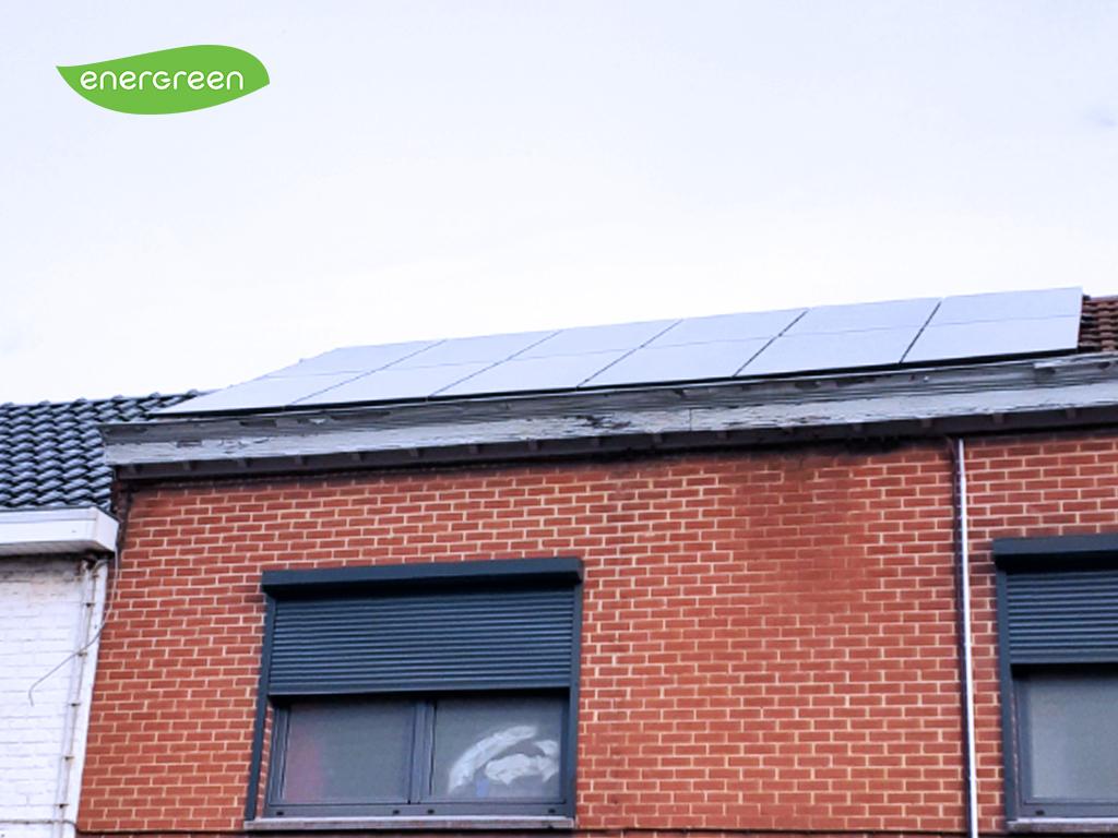 Installation panneaux photovoltaïques Sunpower Performance P3 325Wc Black Energreen