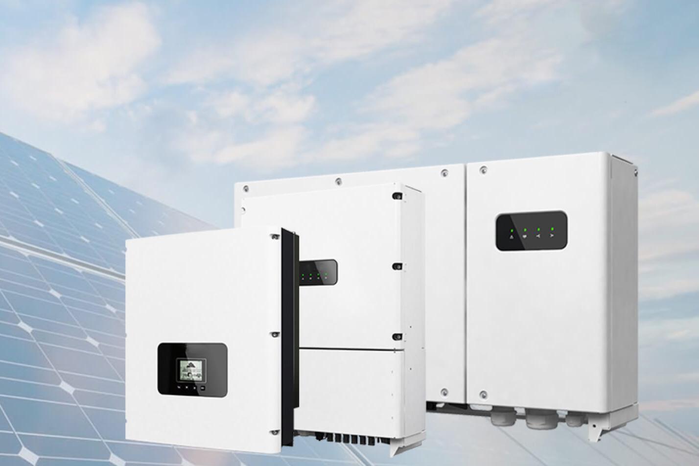 Fotovoltaïsche omvormers Energreen