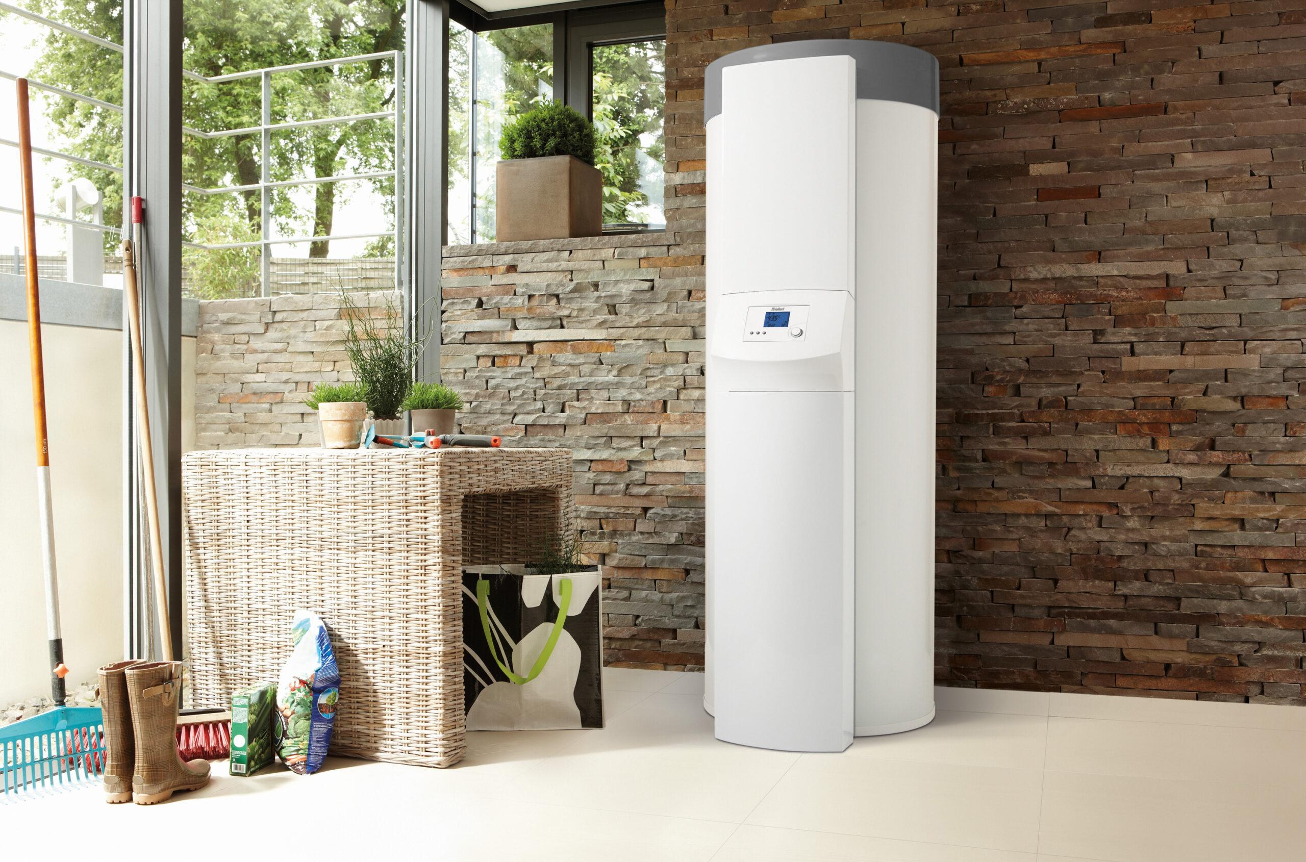 Energreen installe votre boiler thermodynamique Vaillant pour la production d'eau chaude