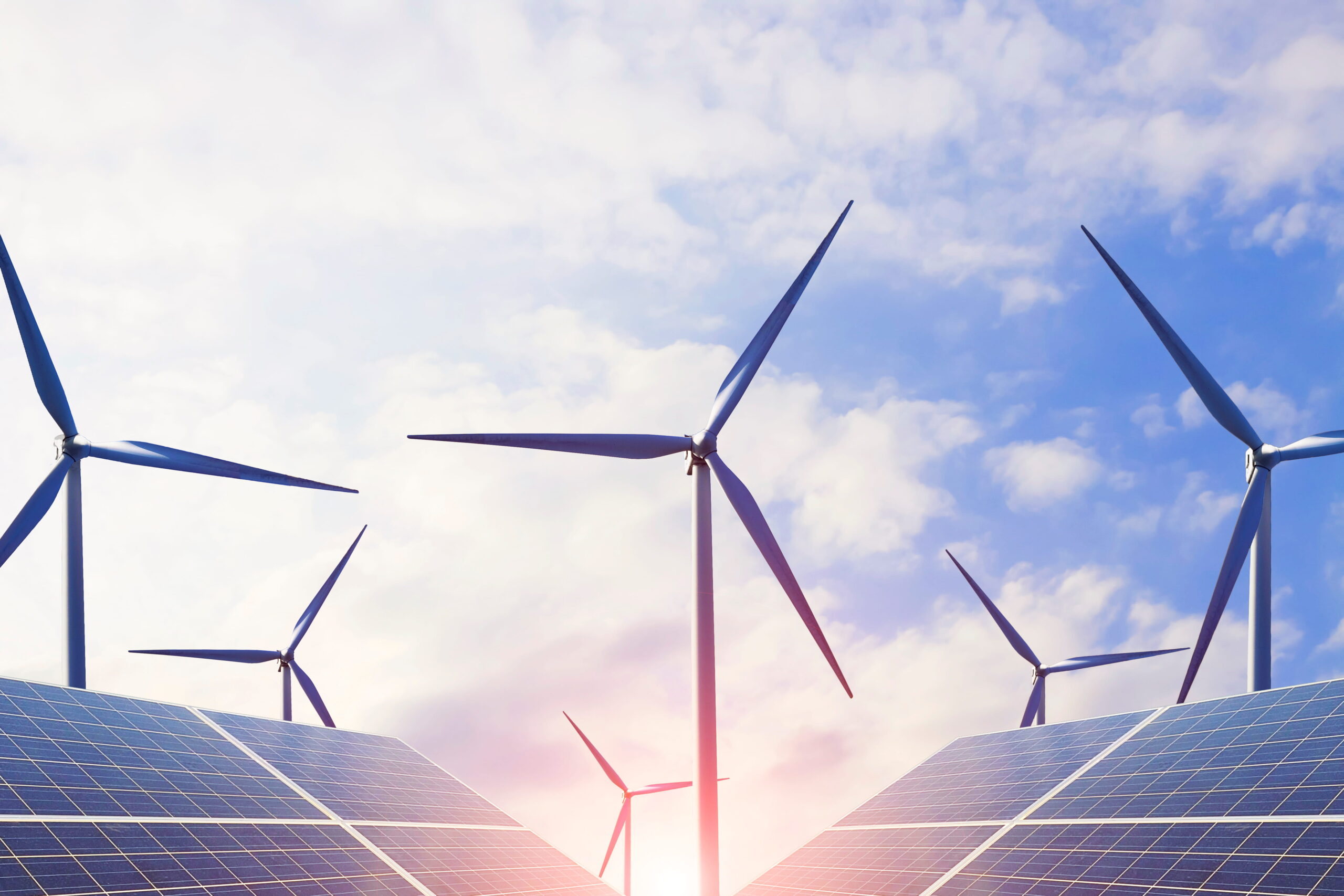 Énergies renouvelables et propres pour la production d'énergie