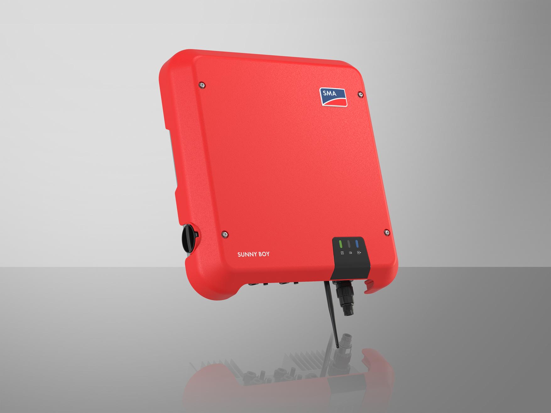 Onduleur photovoltaïque monophasé SMA Sunny Boy 3.0/3.6/4.0/5.0   Energreen