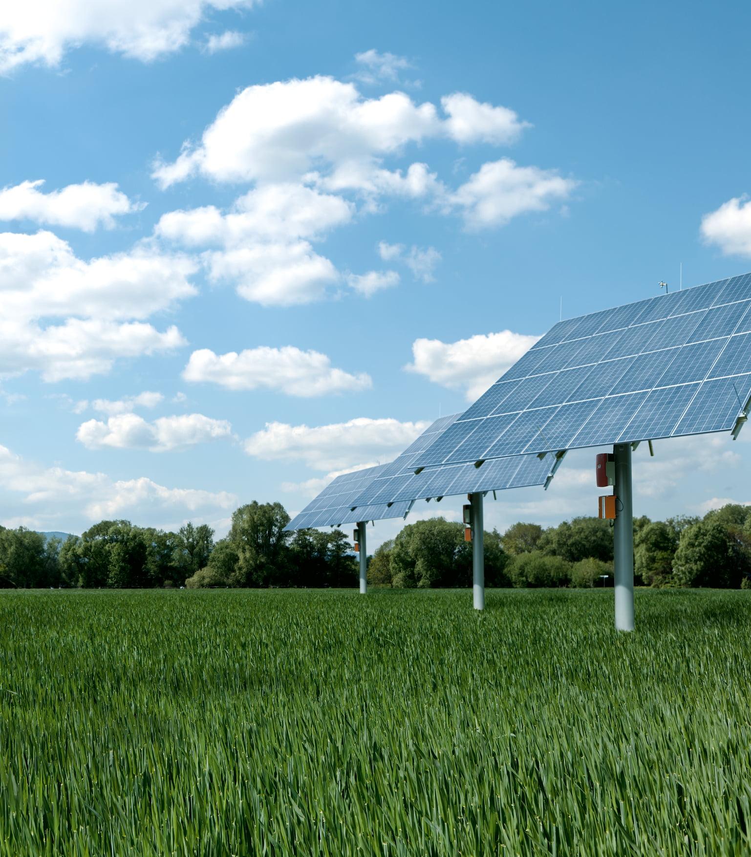 Installation de trois suiveurs solaires | Energreen