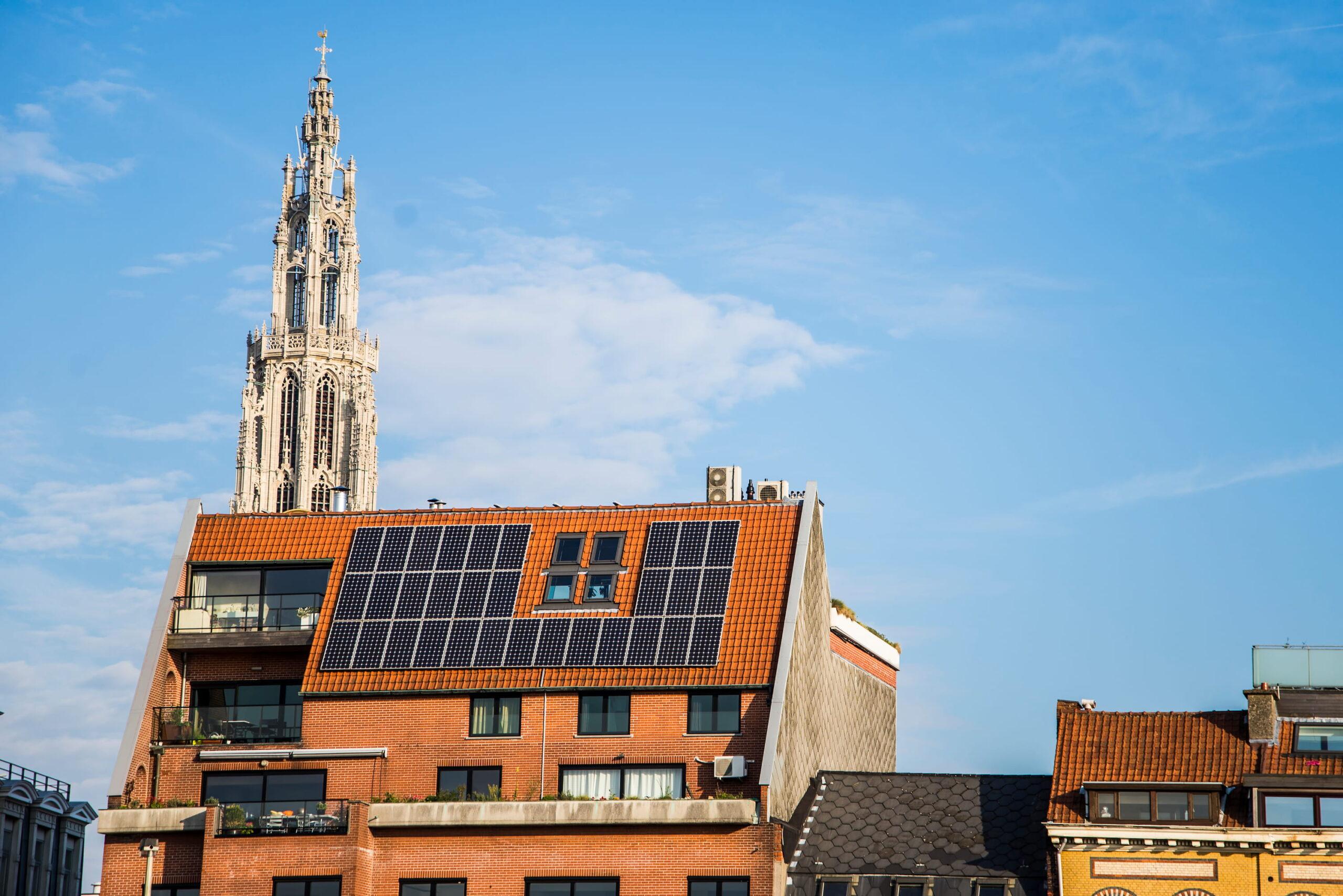 Photovoltaïque en Flandre: un pas de plus vers l'autoconsommation