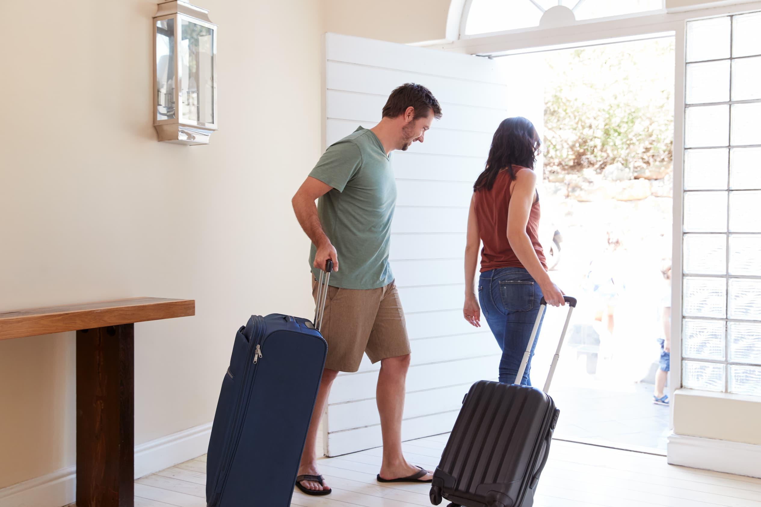 Astuces pour partir en vacances l'esprit tranquille | Energreen