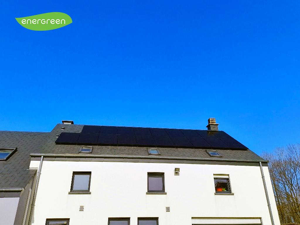 Installation panneaux photovoltaïques Trinasolar HoneyBlack | Energreen