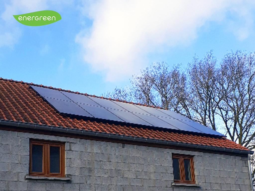 Installation panneaux photovoltaïques Sunpower Performance P19 320 Black | Energreen
