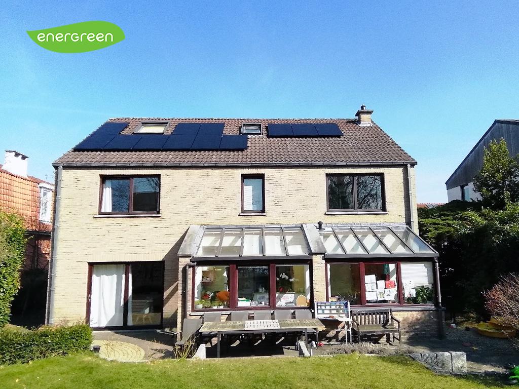 Installation panneaux photovoltaïques Sunpower Performance Performance 3 325 Black | Energreen