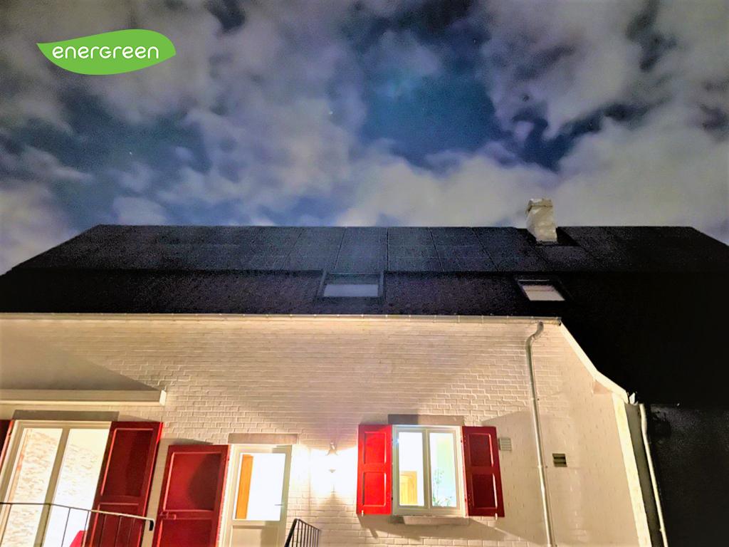 Installation panneaux photovoltaïques Trinasolar 370 Label EU15 | Energreen