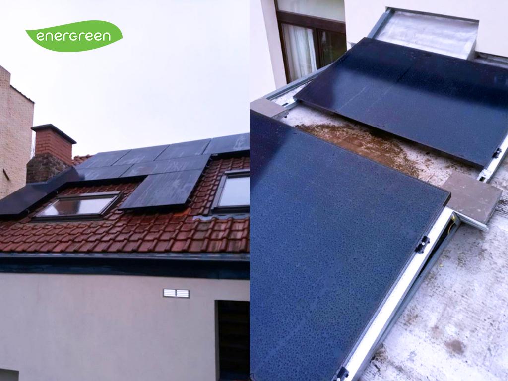 Installation panneaux photovoltaïques Sunpower Maxeon3 375 Black | Energreen