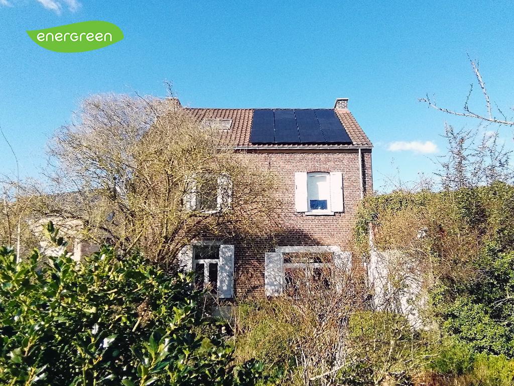 Installation panneaux photovoltaïques Trinasolar HoneyBlack 325 | Energreen