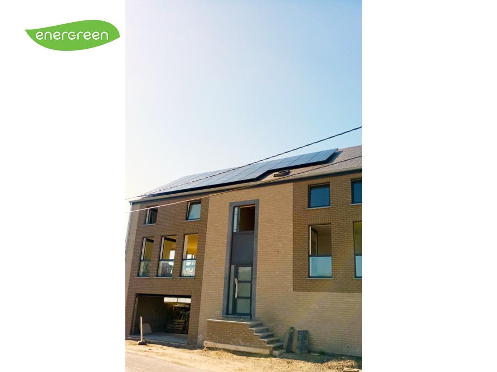 Installation panneaux photovoltaïques Sunpower Performance P3 330 Black | Energreen