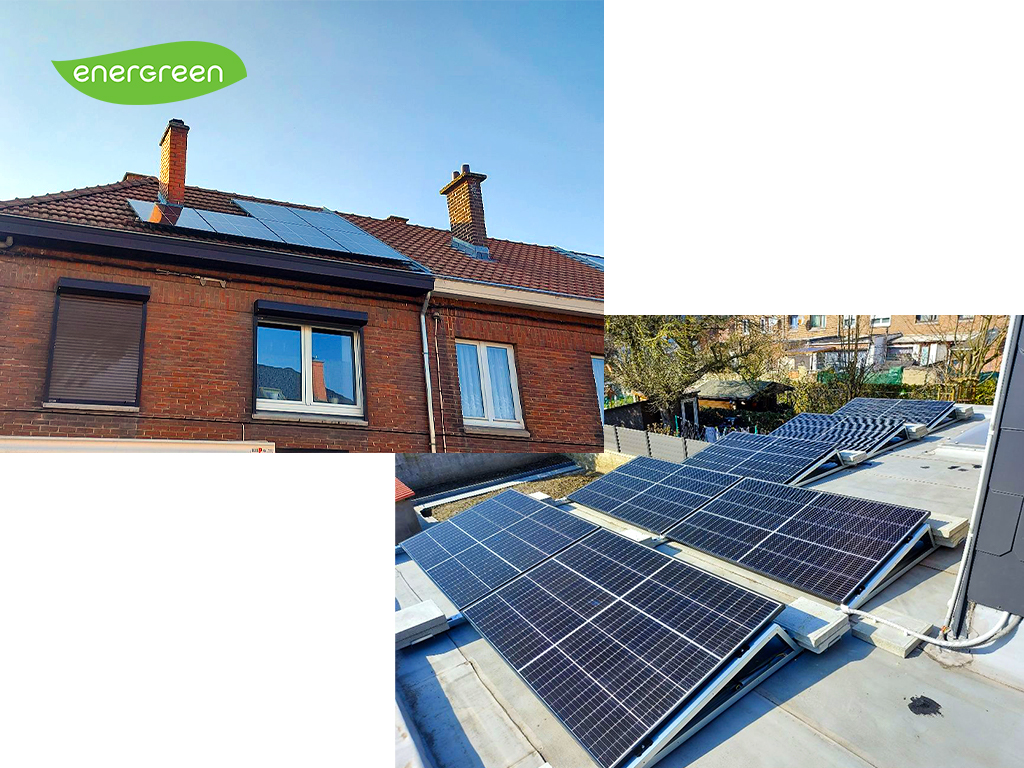 Installation panneaux photovoltaïques Trinasolar Vertex 400 | Energreen