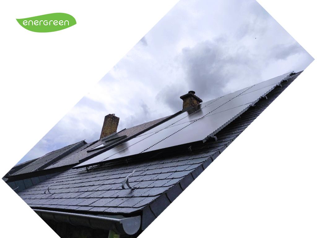Installation panneaux photovoltaïques Sunpower Performance P3 325W Black   Energreen