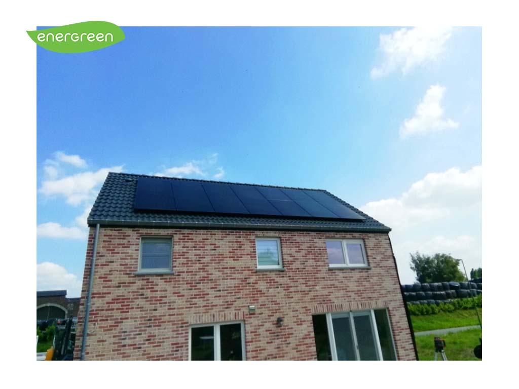 Installation panneaux photovoltaïques Sunpower Performance P3 375W Blk | Energreen