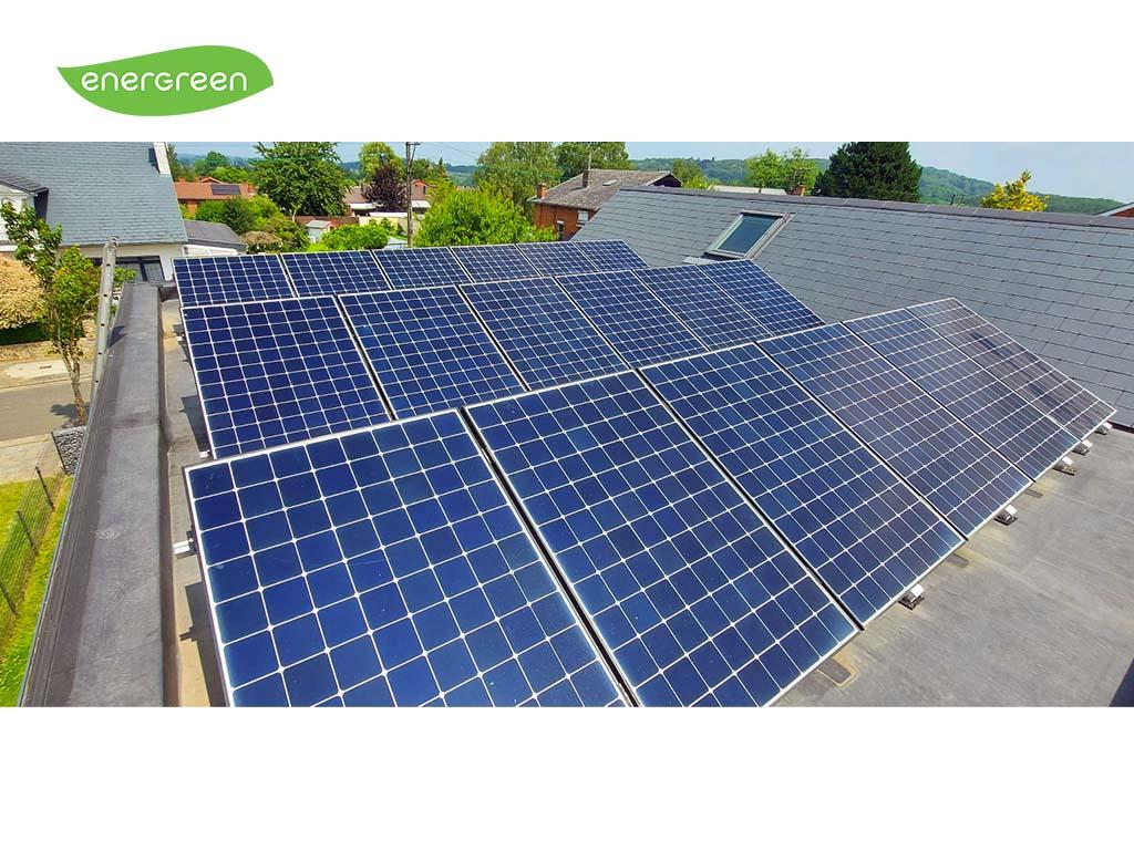 Installation panneaux photovoltaïques Sunpower Maxeon | Energreen