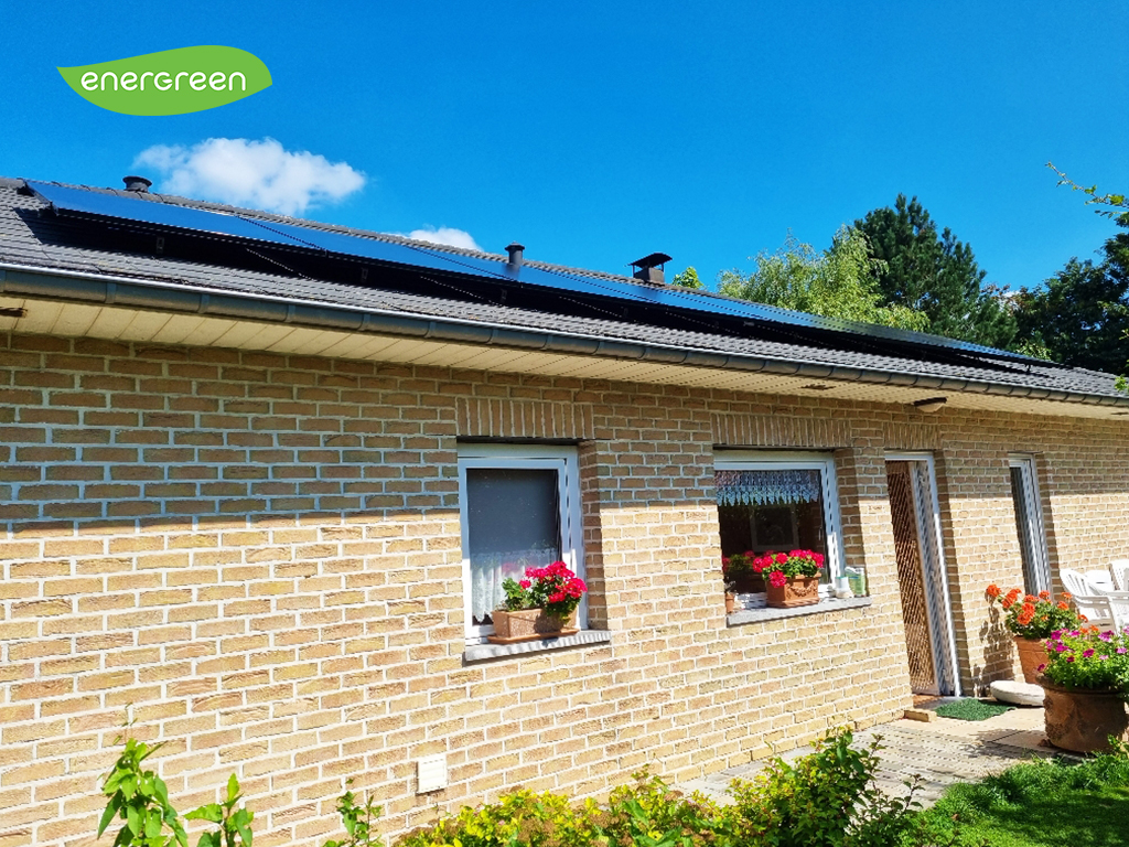 Installation panneaux solaires Sunpower Performance P3 375W Black | Energreen