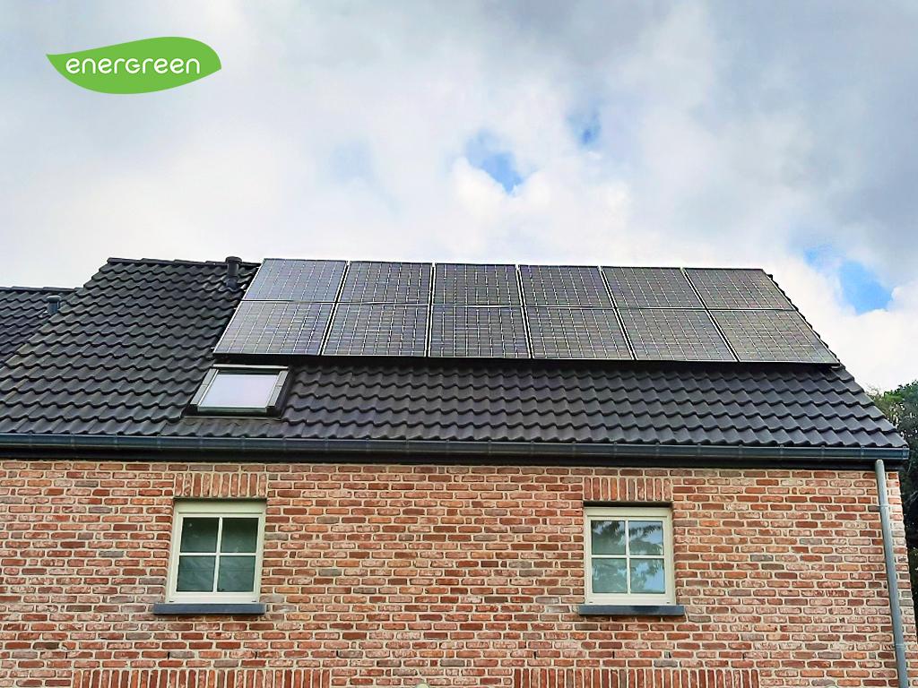 Installation panneaux photovoltaïques Sunpower Maxeon3 400W | Energreen