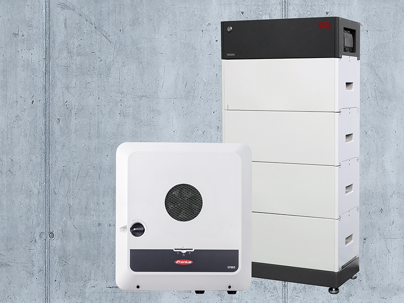Onduleur photovoltaïque Fronius Symo GEN24 Plus triphasé 6.0-10.0 kW | Energreen