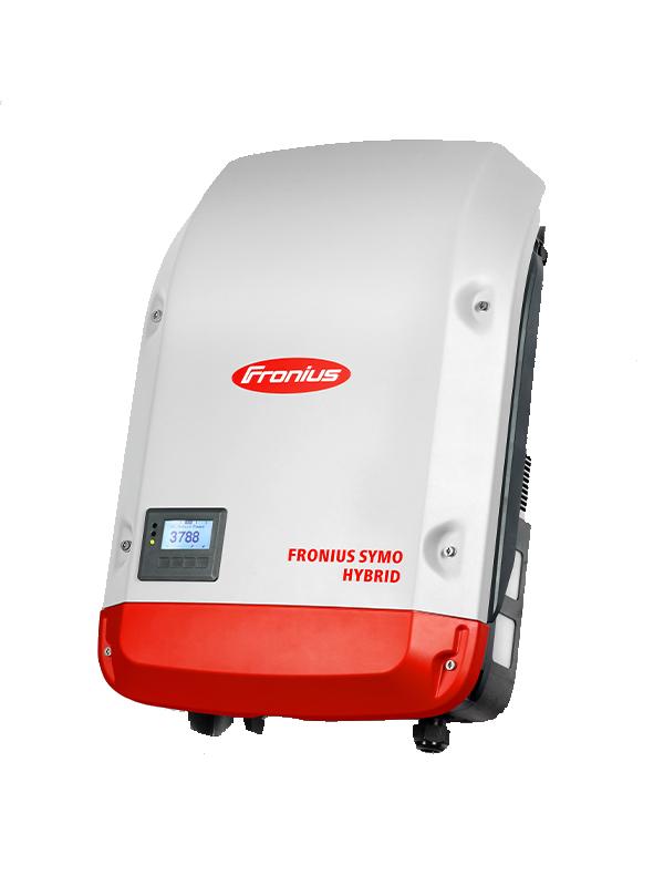 Onduleur photovoltaïque Fronius Symo Hybrid triphasé 3.0-5.0 | Energreen